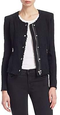 IRO Women's Agnette Tweed Jacket