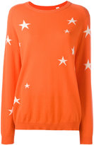 Chinti and Parker star intarsia jumper - women - Cashmere - XS