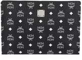 MCM Structured Zip Pouch