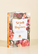 Random House 52 Lists for Happiness Journal
