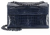 Thumbnail for your product : Nancy Gonzalez Madison Crocodile Shoulder Bag