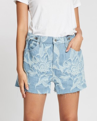 Levi's Made & Crafted Cinched Tab Shorts