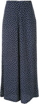 P.A.R.O.S.H. dots print skirt