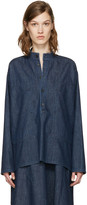 6397 Blue Denim Deck Shirt