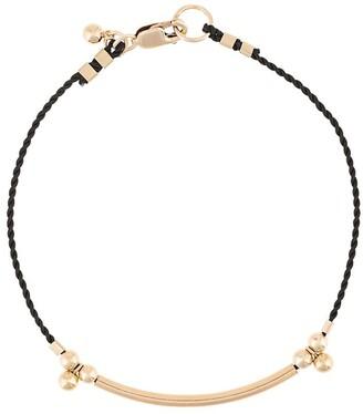 Petite Grand Bar Cord Bracelet