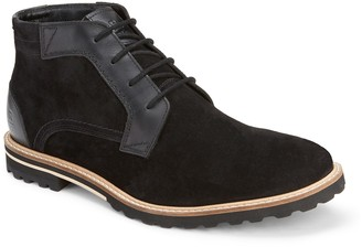Reserved Footwear Suede Chukka Boot