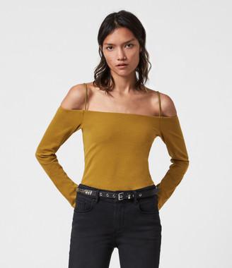 AllSaints Audery Bodysuit