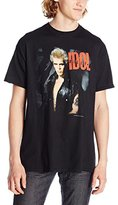 Impact Men's Billy Idol Album Cover T-Shirt