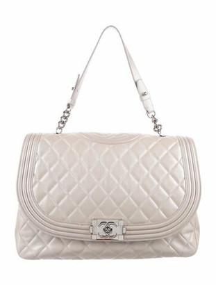 Chanel Antik Boy Bag pink