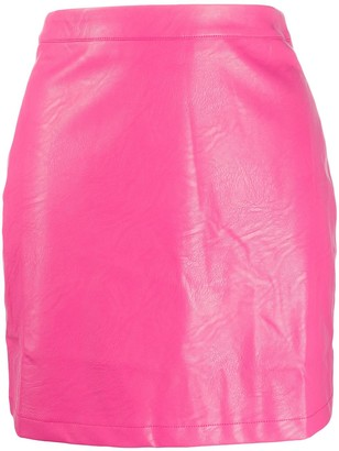 Andamane Slim-Fit Mini Skirt