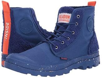 Palladium Pampa Pilou (Sodalite Blue) Shoes