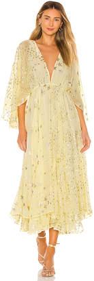 LoveShackFancy Solana Dress