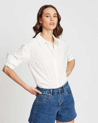 Atmos & Here Charley Oversized Shirt