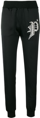 Philipp Plein Let Love Down jogging bottoms