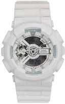 G-shock Ga110l White Resin Watch