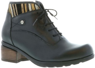 Wolky Side-Zip Leather Boots - Stratton