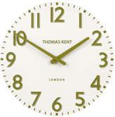 Olive Pimlico Wall Clock