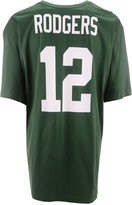 Nike Men's Aaron Rodgers Green Bay Packers Pride Player T-Shirt
