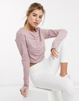 Free People Movement swerve long sleeve top