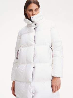 Tommy Hilfiger Long Down Puffer Coat