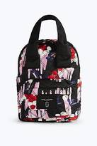 CONTEMPORARY Printed Nylon Knot Backpack