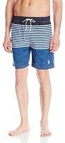 U.S. Polo Assn. Men's Horizontal Stripe Short
