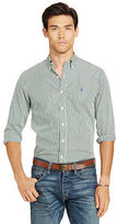 Polo Ralph Lauren Striped Poplin Sport Shirt
