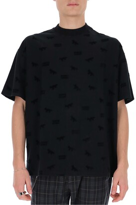 MAISON KITSUNÉ All Over Print T-Shirt