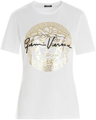 Versace GV Signature Medusa T-Shirt