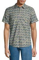 A.P.C. Austin Wave Shirt