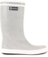 Aigle Lolly Pop Kid Striped Rainboots