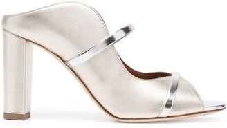 Malone Souliers Slip-On Peep-Toe Sandals