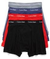 Calvin Klein Classic 4-Pack Cotton Boxer Briefs
