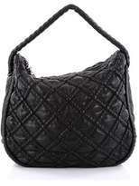 Chanel Pre-owned: Hidden Chain Hobo Quilted Lambskin Large.