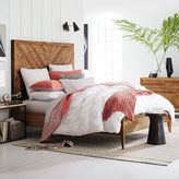 west elm Alexa Reclaimed Wood Bed