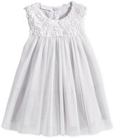 First Impressions Rosettes & Tulle Dress, Baby Girls (0-24 months), Only at Macy's