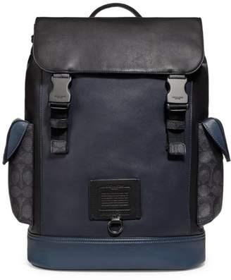 Coach Rivington Colorblock Backpack