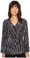 Nic+Zoe Bells and Whistles Top Women's Clothing