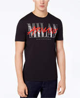 Armani Exchange Men's Embroidered Logo Milan T-Shirt