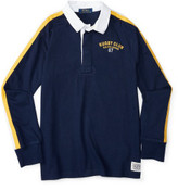 Polo Ralph Lauren Long Sleeve Rugby Top (2-7 Years)