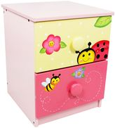 Teamson kids Teamson Fantasy Fields Magic Garden 2-Drawer Nightstand