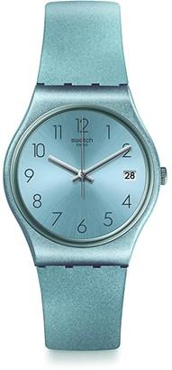 Swatch Azulbaya - GL401 (Blue) Watches