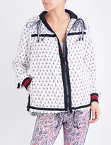 The Upside Ladies Exposed Zip Witch Mountain Ash Shell Jacket