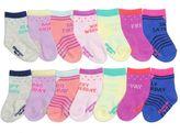 Osh Kosh Baby Girl / Toddler Girl 7-pk. Days of the Week Crew Socks