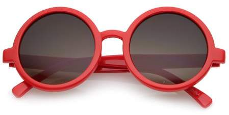 508faaec2 Red Lens Sunglasses For Men - ShopStyle