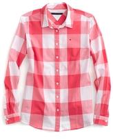Tommy Hilfiger Buffalo Plaid Relaxed Shirt