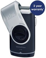 Braun Mobile M90 Electric Shaver
