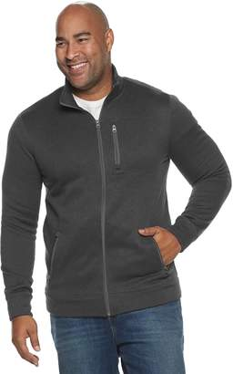 Big & Tall SONOMA Goods for Life Supersoft Sweater Fleece Zip Jacket
