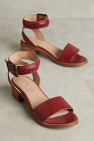 Anthropologie Liendo By Seychelles Toledo Braided Sandals