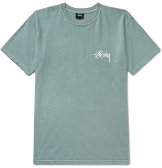 Stussy Daydream Printed Cotton-Jersey T-Shirt